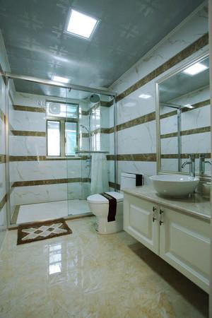 159平米欧式风格精致大户型室内装修效果图案例