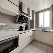 8平米现代风格小户型厨房装修效果图赏析