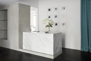 74平米北欧风格精致时尚单身公寓装修效果图