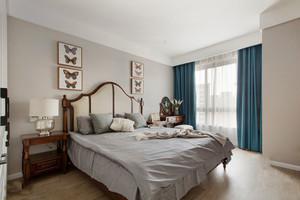 美式风格大气精致卧室装修效果图欣赏