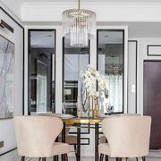 新古典主义风格大户型精美餐厅装修效果图