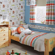 宜家风格时尚可爱儿童房装修效果图欣赏