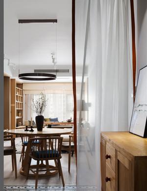 74平米宜家风格简约两室两厅室内装修效果图案例