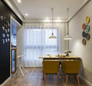 北欧风格简约餐厅设计装修效果图赏析