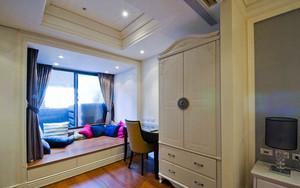 122平米简欧风格精致四室两厅装修效果图欣赏