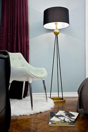 120平米现代风格精装室内装修效果图案例