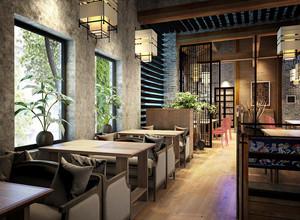 中式风格精致餐厅装修效果图赏析