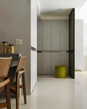 80平米现代风格精致室内装修实景图赏析