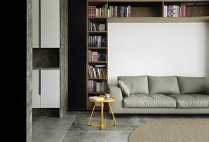 136平米后现代风格大户型室内装修效果图案例