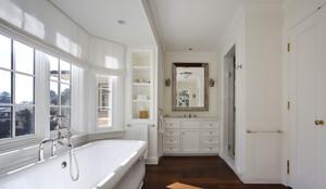 欧式风格别墅室内卫生间装修效果图欣赏