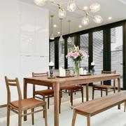 宜家风格精美餐厅设计装修效果图赏析