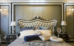 欧式风格轻奢主义大户型室内装修效果图鉴赏