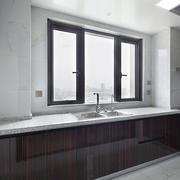 12平米现代风格精致厨房装修效果图赏析