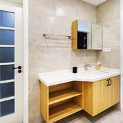 宜家风格简约小户型卫生间装修效果图赏析