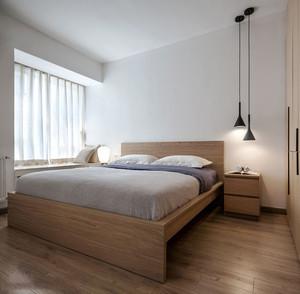 16平米宜家风格简约卧室装修效果图赏析