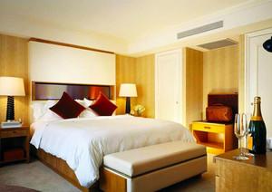 现代风格精致宾馆客房设计装修效果图欣赏