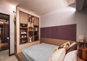90平米现代风格精致室内装修效果图案例