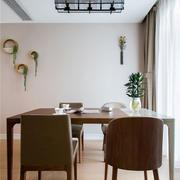 宜家风格简约餐厅设计装修效果图赏析