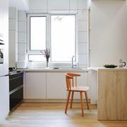 宜家风格简约小户型厨房餐厅装修效果图