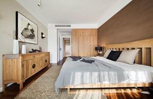 宜家风格温馨简约卧室装修效果图欣赏