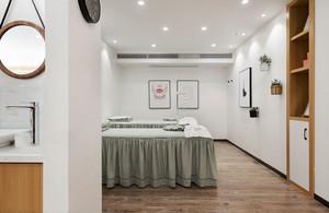 欧式风格美容院包厢设计装修效果图