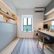 北欧风格简约书房设计装修效果图赏析