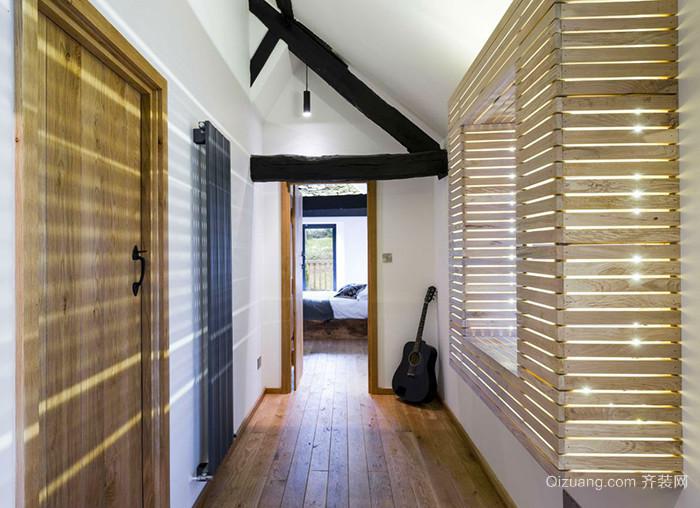 200平米后现代风格精致别墅室内装修效果图案例