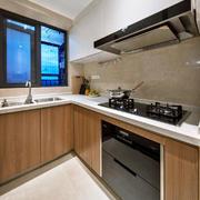 简约风格小户型厨房装修效果图欣赏