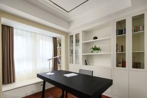 12平米现代风格简约书房设计装修效果图赏析