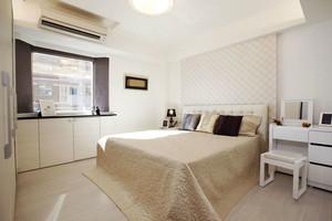 现代风格两居室精美卧室装修效果图