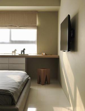 62平米现代风格一居室室内装修效果图赏析