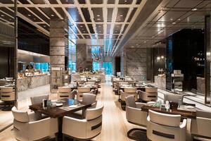 现代风格精美西餐厅设计装修效果图赏析
