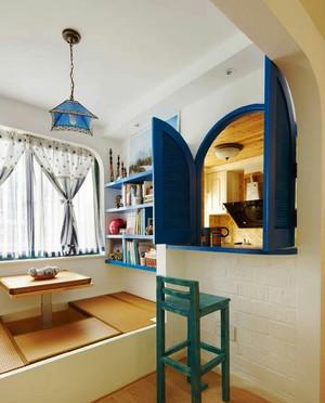 地中海风格精致时尚吧台设计装修效果图赏析