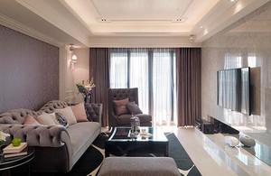 128平米简欧风格精美四室两厅室内装修效果图赏析