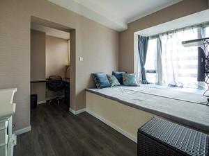 109平米欧式风格精美两室两厅室内装修效果图案例