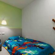 10平米现代风格时尚小户型儿童房装修效果图