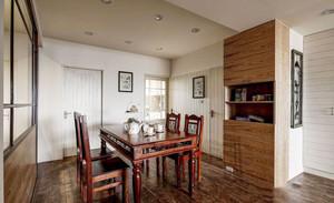中式风格古典实木餐厅装修效果图赏析