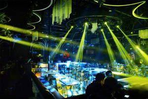 140平米现代风格精美音乐酒吧装修效果图