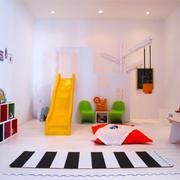 儿童房现代局部三居室足彩导航