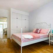 16平米简欧风格甜美儿童房装修效果图赏析