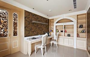 欧式风格精致奢华大户型室内装修效果图案例