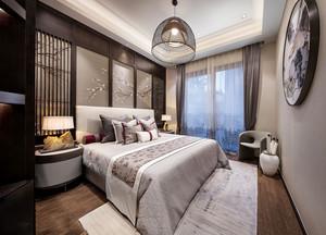 中式风格古典精致卧室装修效果图鉴赏