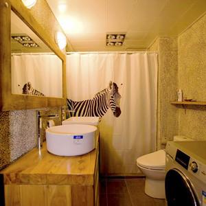 中式风格精致古典一居室室内装修效果图赏析