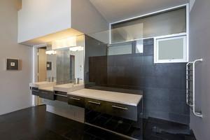 简约风格大户型精致卫生间装修效果图赏析