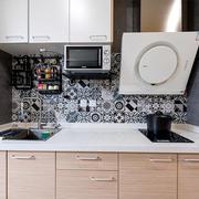现代简约风格小户型精致厨房装修效果图鉴赏