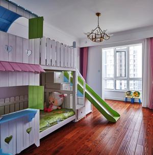 欧式风格精美时尚儿童房设计装修效果图鉴赏