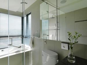 71平米现代简约风格时尚公寓装修效果图欣赏