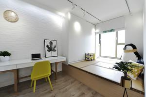 现代风格精致榻榻米卧室装修效果图鉴赏