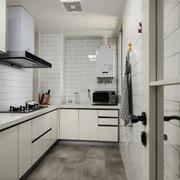 现代风格精致大户型厨房装修效果图欣赏