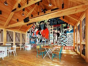 混搭风格精致餐厅设计装修效果图赏析